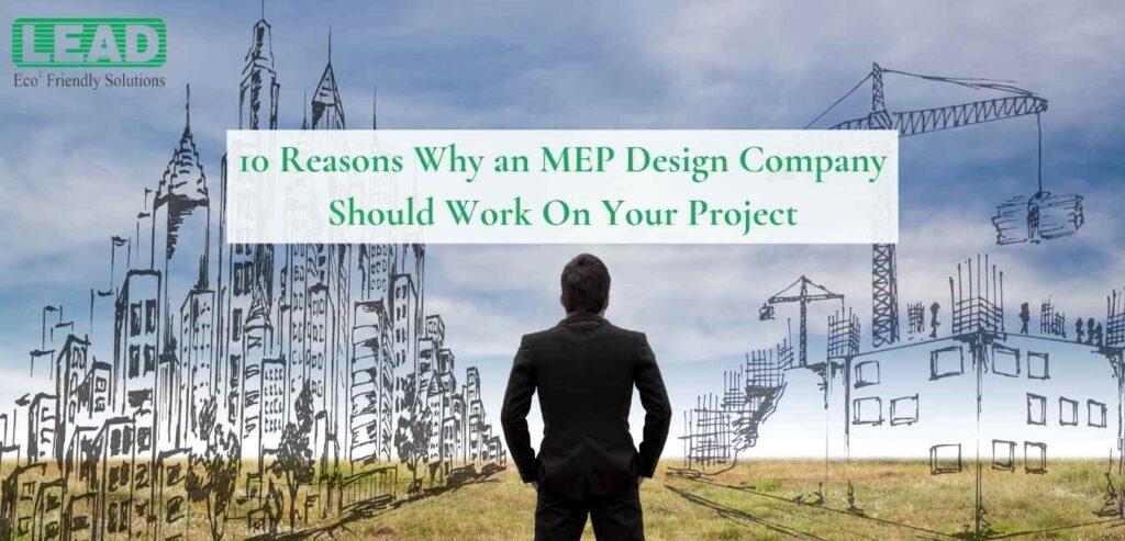 MEP Consultancy in Bangalore