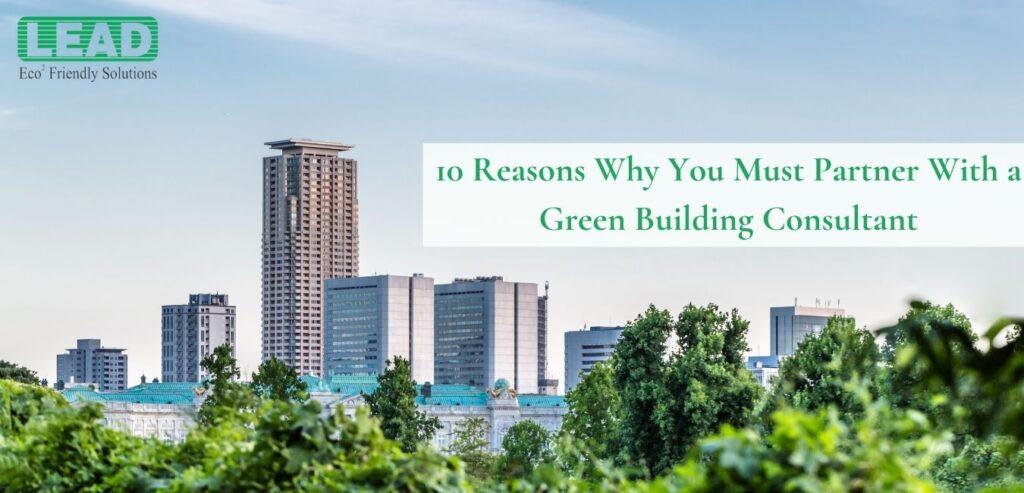 green building consultants in Delhi